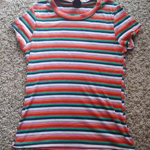 Rue21 Rainbow Shirt